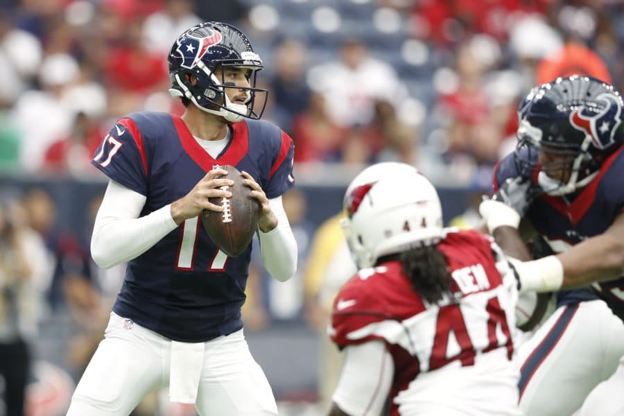Brock Osweiler Texans