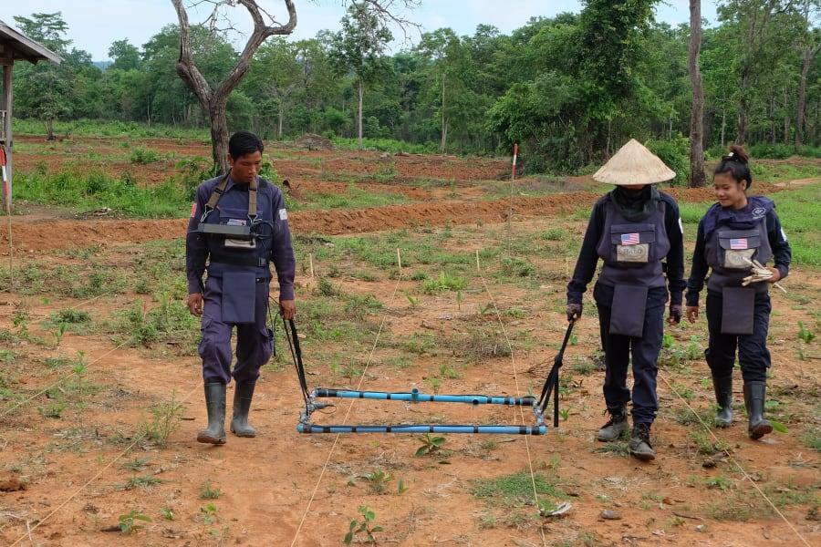 Laos HALO 7