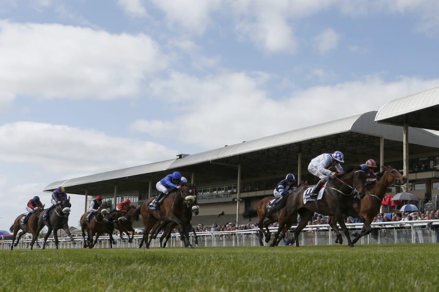Curragh racecourse 1,000 Guineas