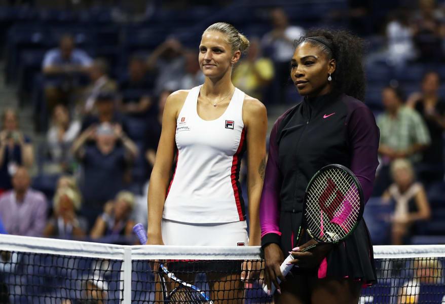 Pliskova Serena