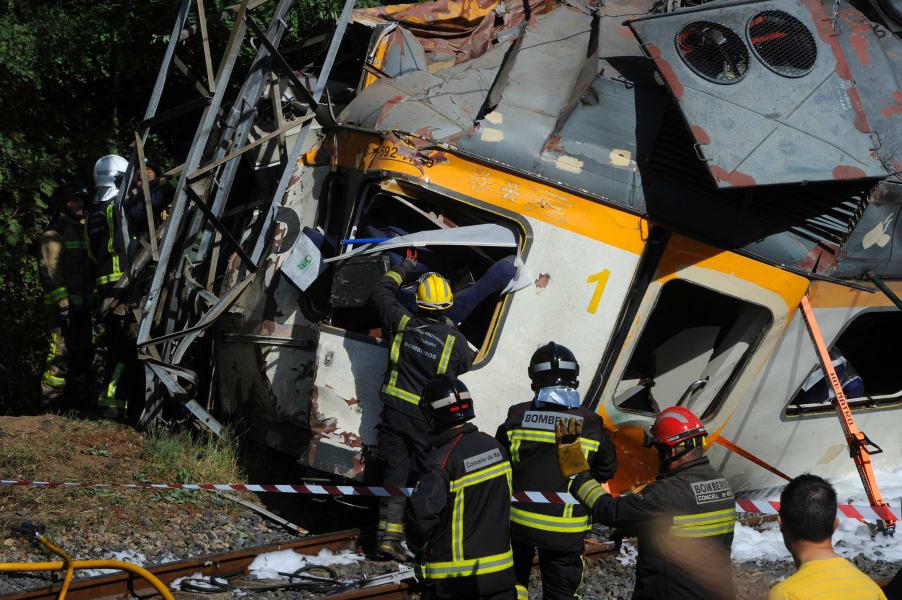 08 spain train crash