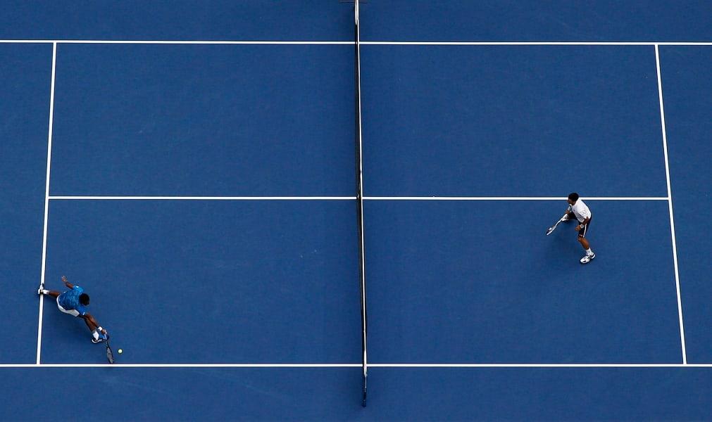 Djokovic Monfils