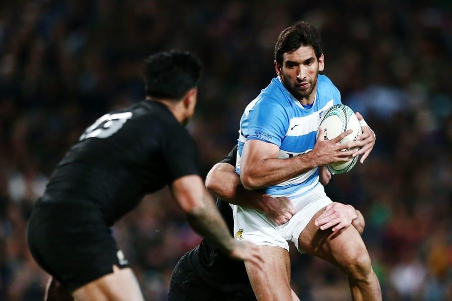 Matias Orlando of Argentina Rugby Championship