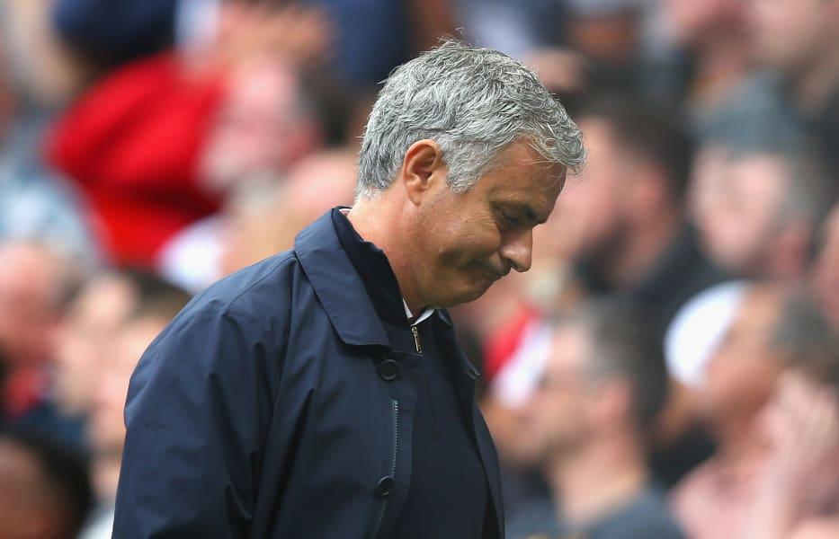 Jose Mourinho manchester derby