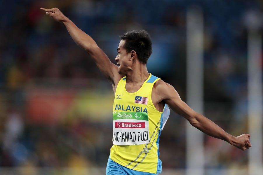 Mohamad Ridzuan Puzi paralympics