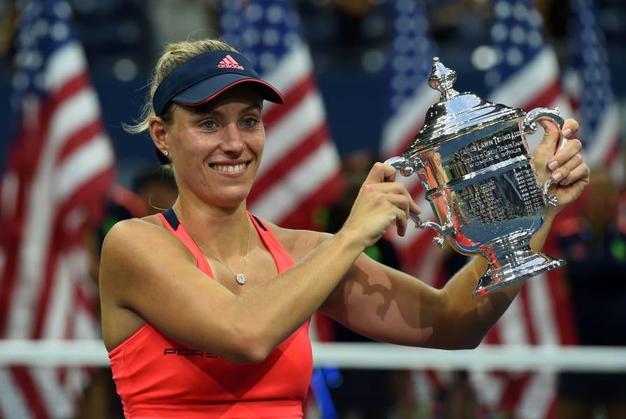 Kerber US Open