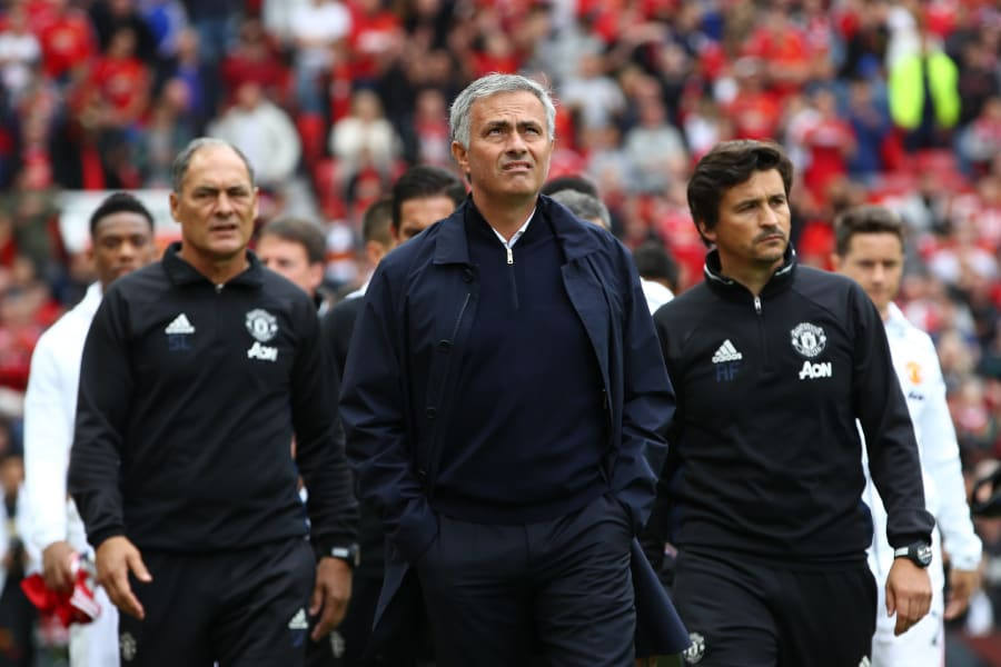 mourinho disgruntled