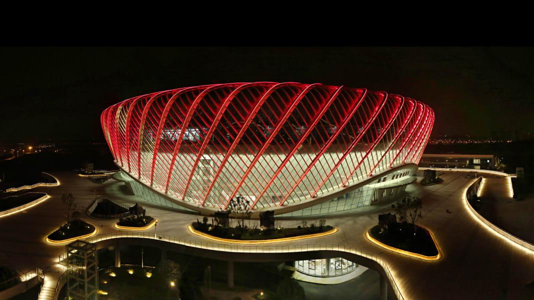 Wuhan Open tennis