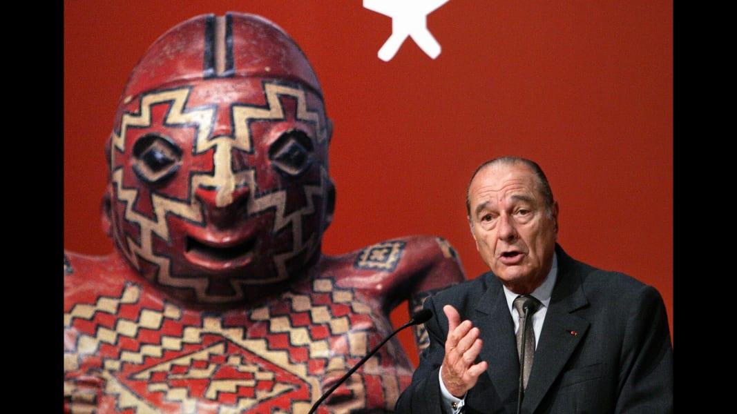 17 Jacques Chirac 2006