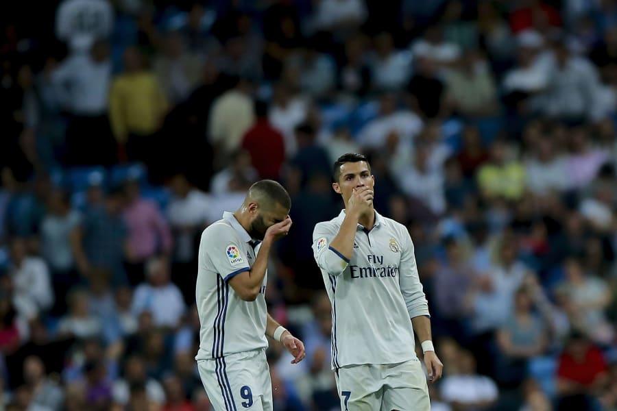 Ronaldo Benzema Villarreal