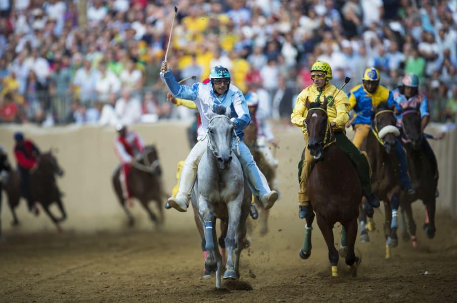 Palio Di Asti Italy S Medieval Horse Race