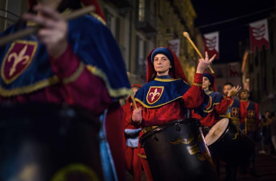 Palio di Asti parade