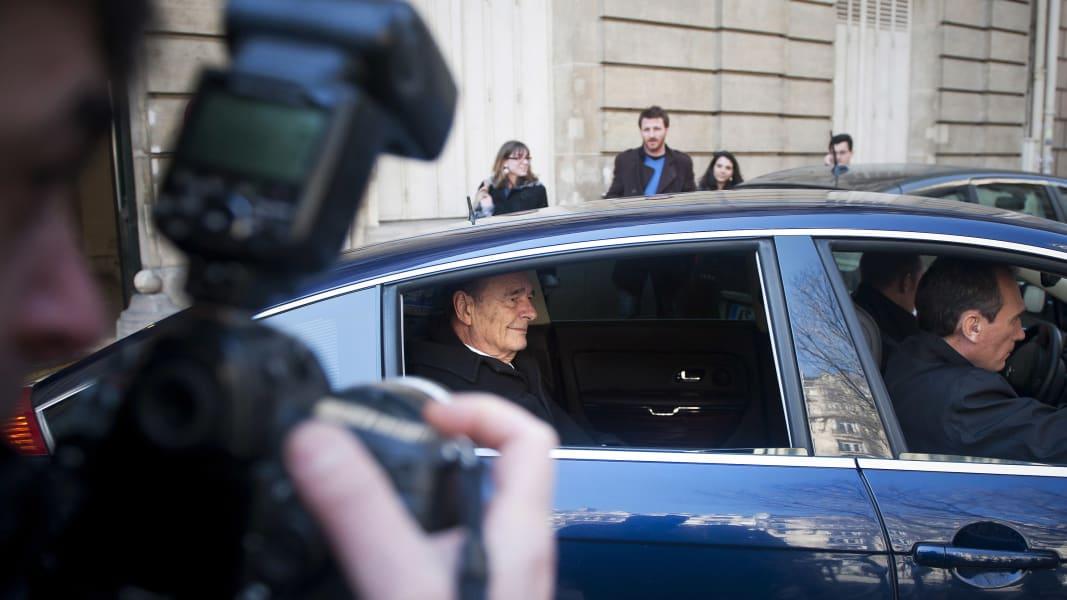 21 Jacque Chirac 2011