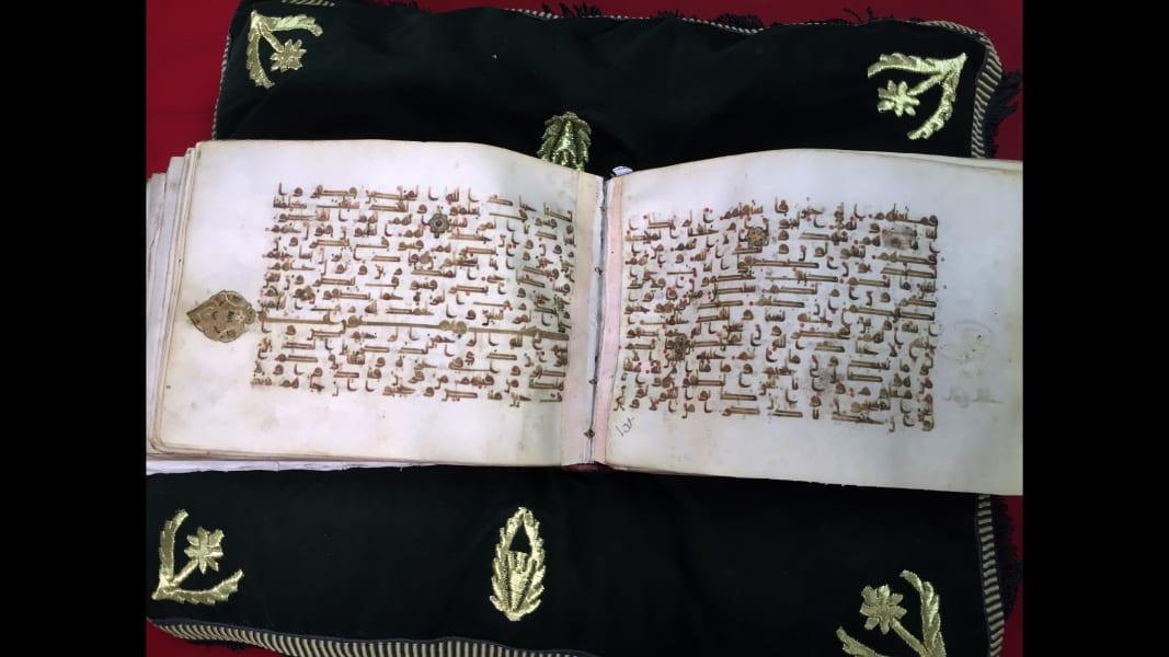 03 worlds oldest library Khizanat al-Qarawiyyin RESTRICTED