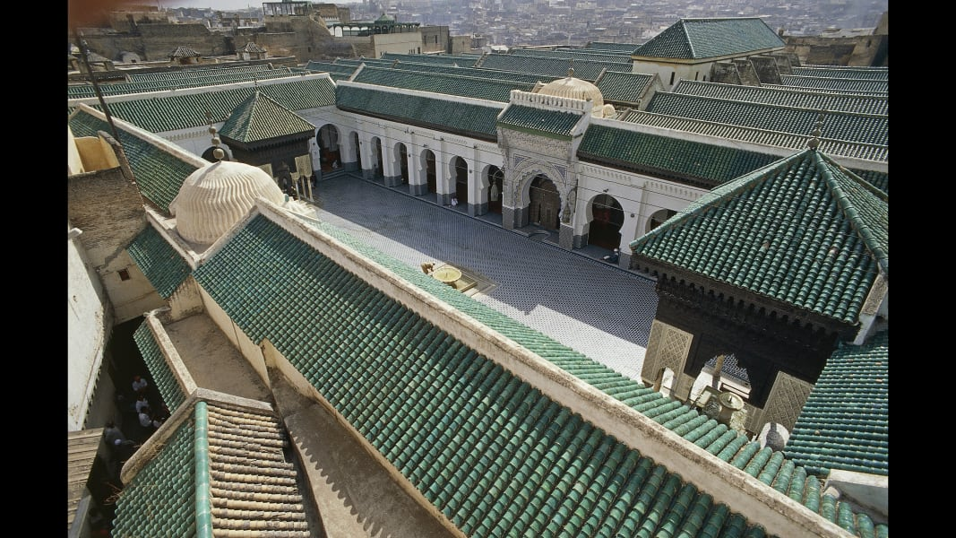 04 worlds oldest library Khizanat al-Qarawiyyin RESTRICTED