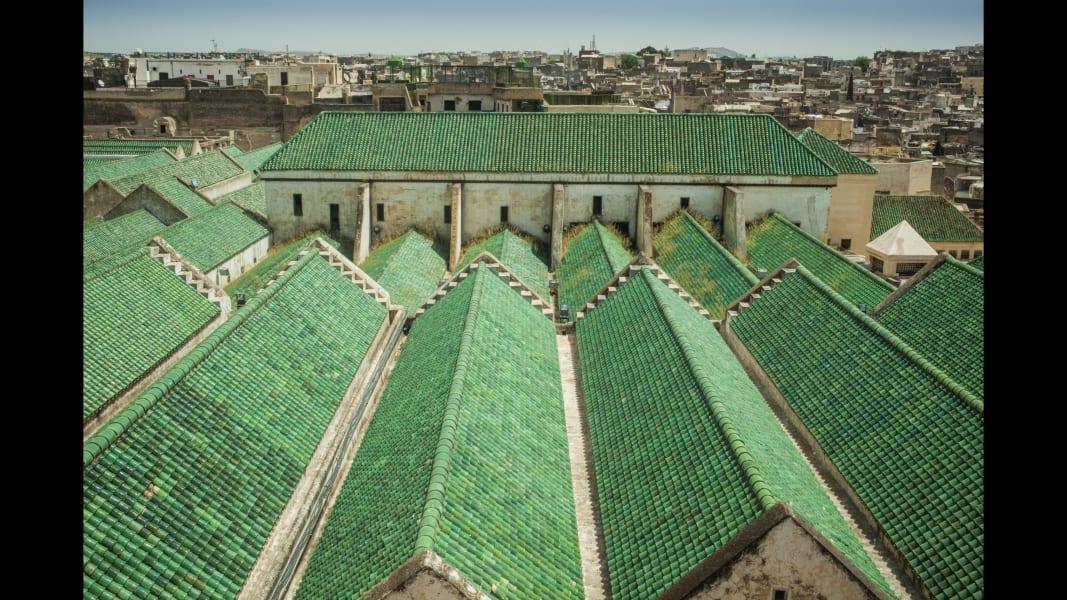 05 worlds oldest library Khizanat al-Qarawiyyin
