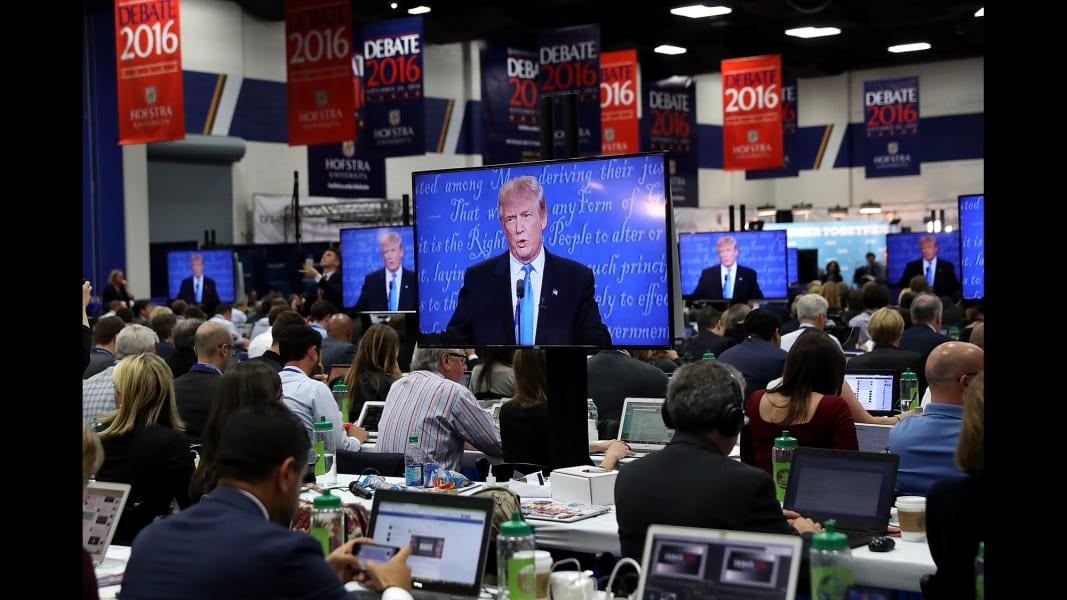 16 presidential debate 0926