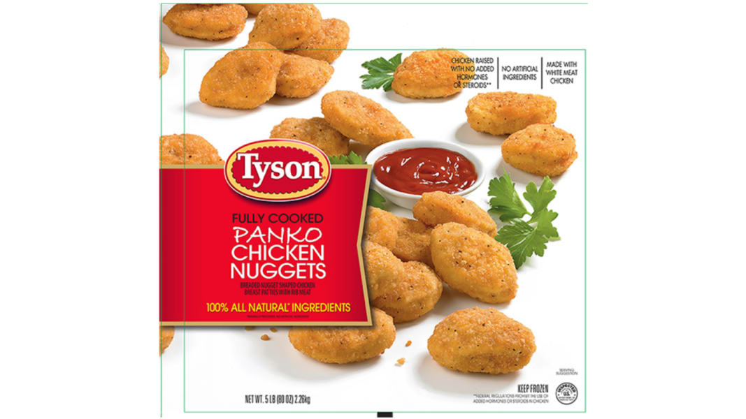 Tyson plastic recall