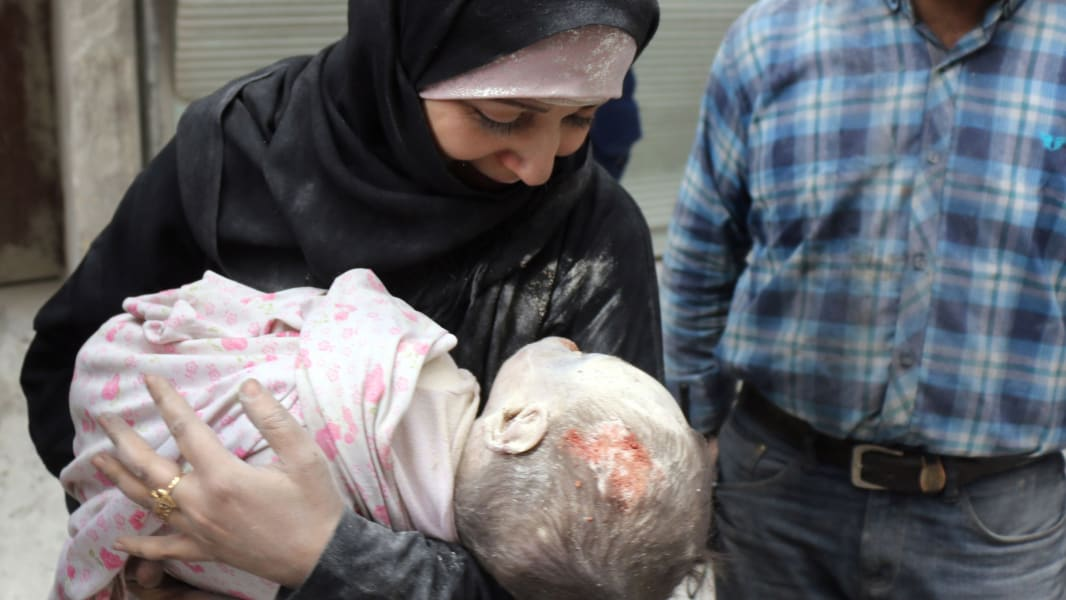 09 syria airstrike white helmets