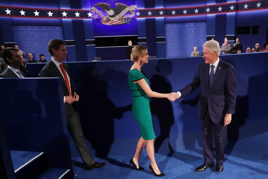 11 second presidential debate 100916