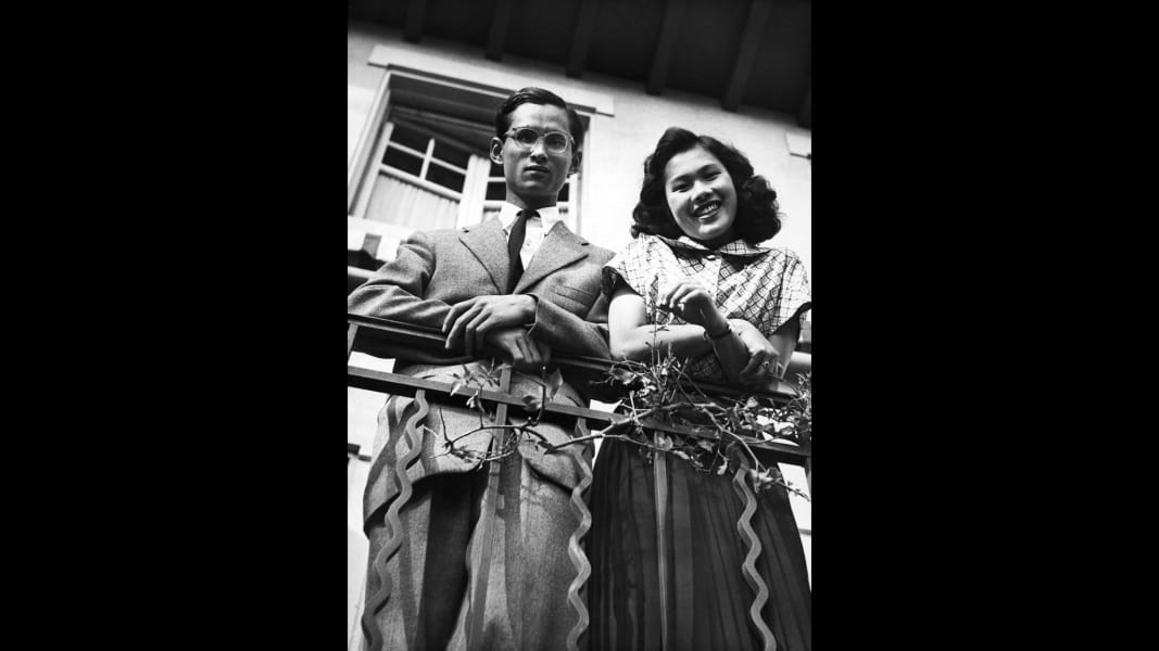 03 Thailand King Bhumibol Adulyadej Obit RESTRICTED