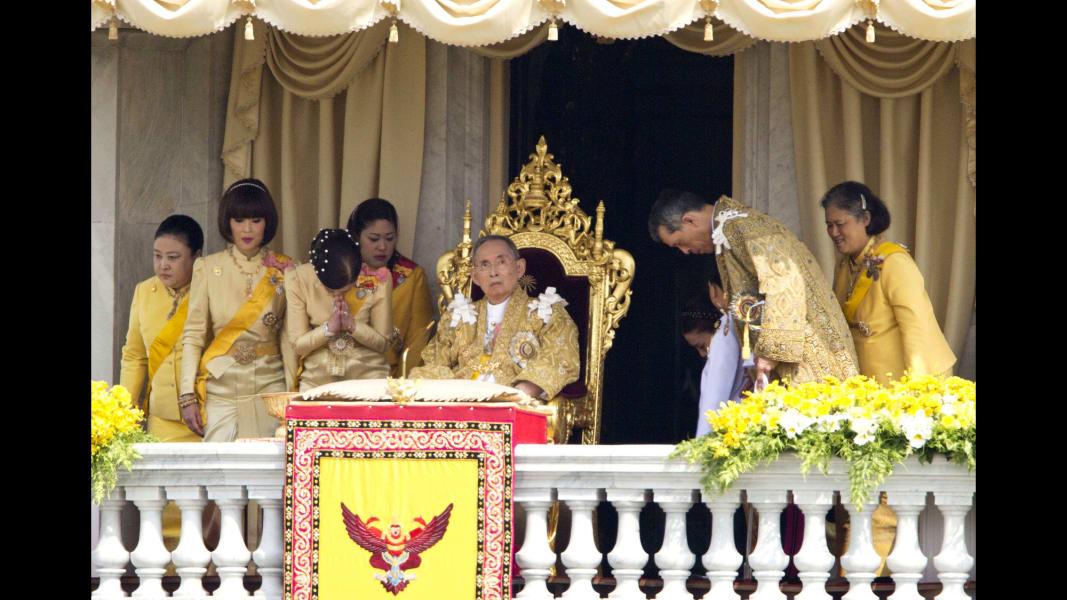 18 Thailand King Bhumibol Adulyadej Obit RESTRICTED