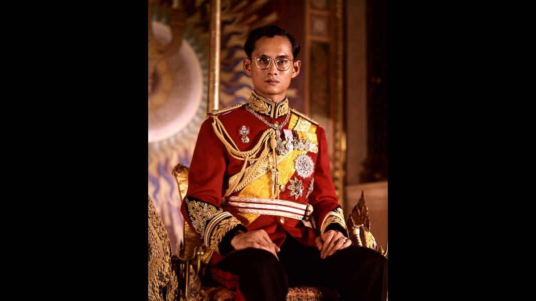 01 RESTRICTED Thailand King Bhumibol Adulyadej