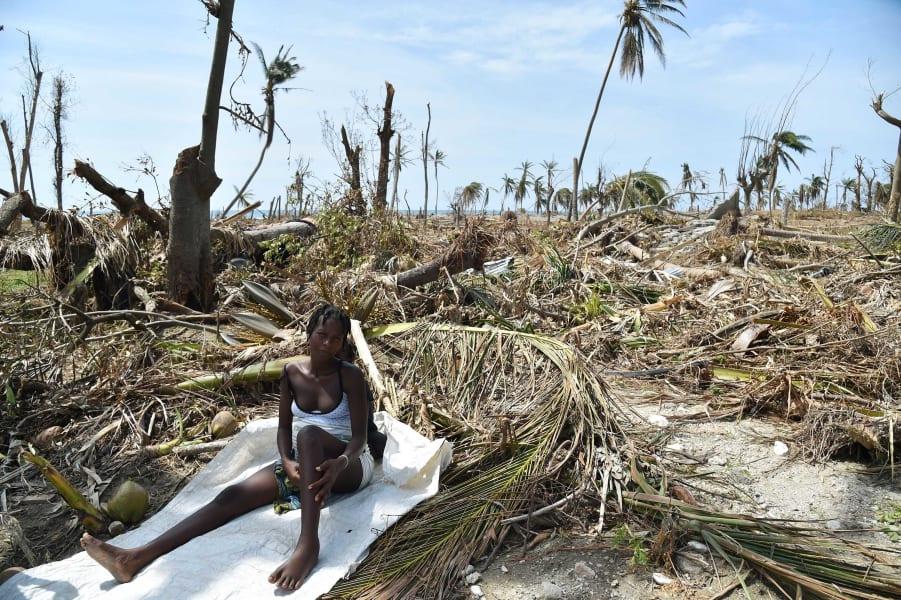 01 Haiti Hurricane Matthew 1011