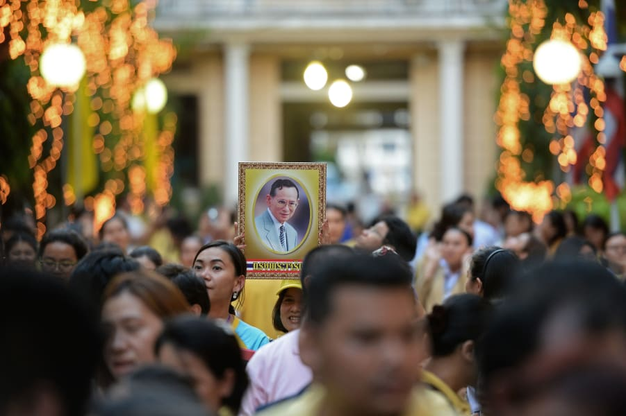 26 Thailand King Bhumibol Adulyadej