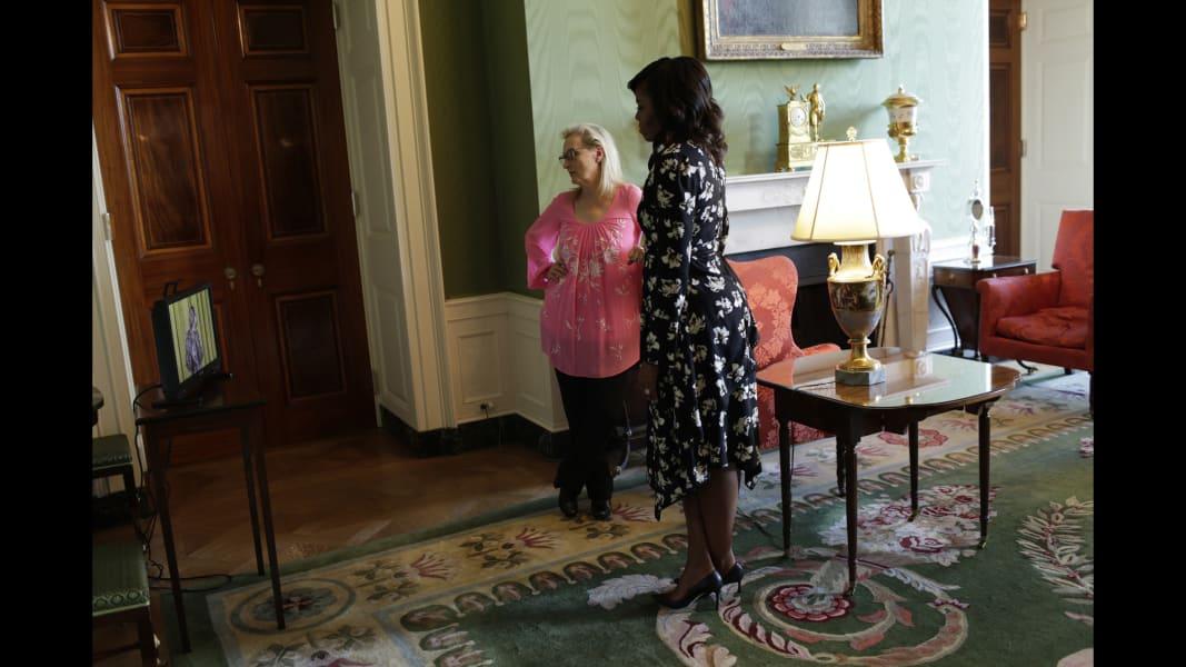 09 Michelle Obama We Will Rise film screening