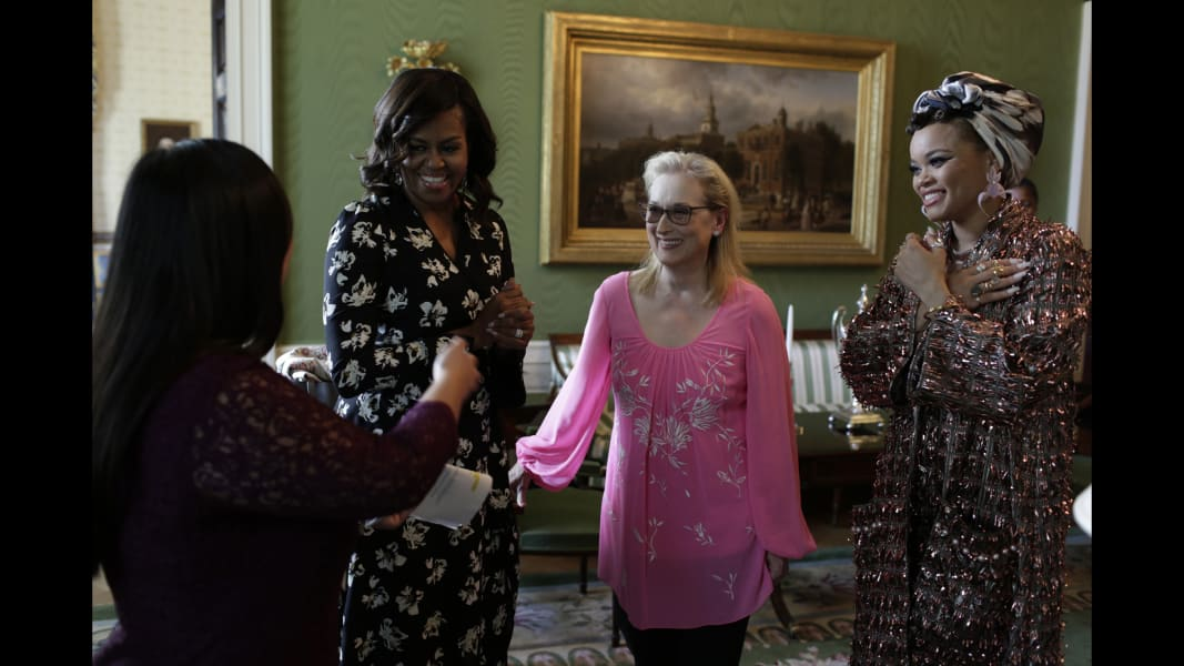 11 Michelle Obama We Will Rise film screening
