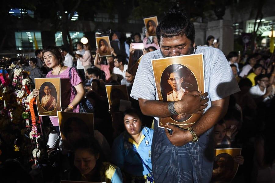 06 Thailand King Bhumibol Adulyadej 1013