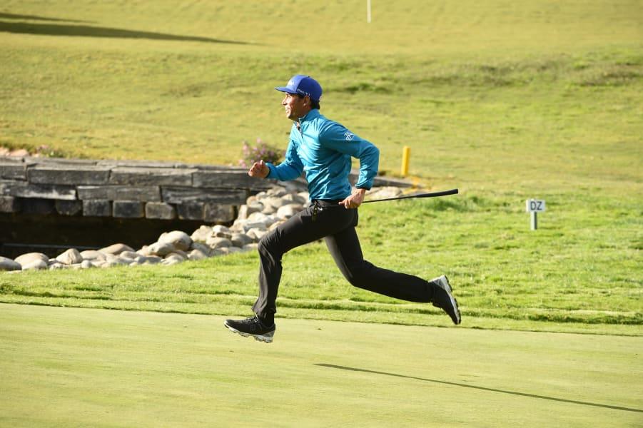 speed golf spain