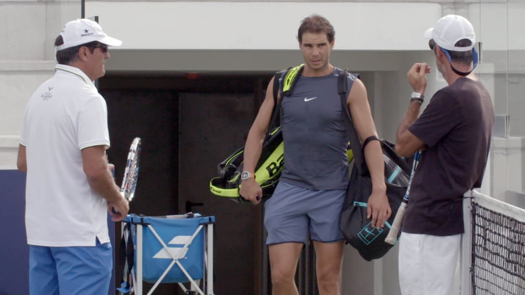 Manacor At Home With Rafael Nadal