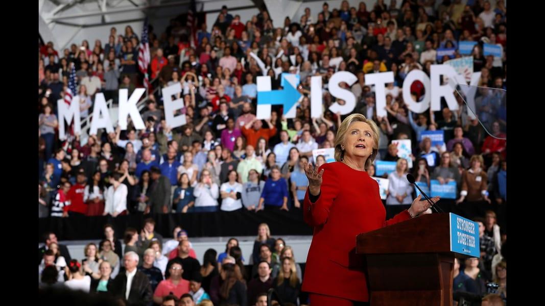 02 election eve clinton rally north carolina state university 1107