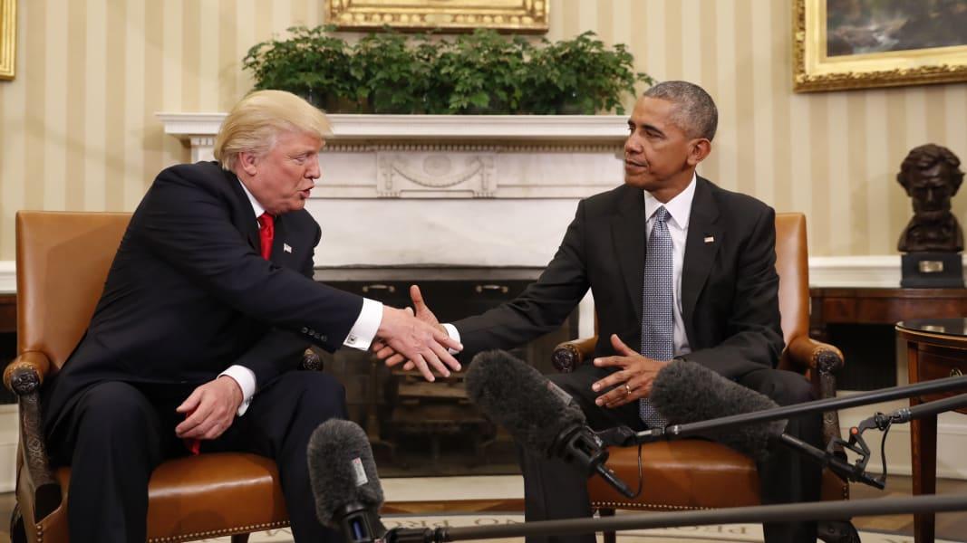 101 obama presidency