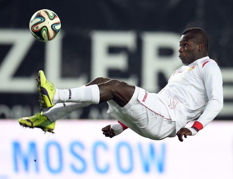 Emmanuel Frimpong russia racism