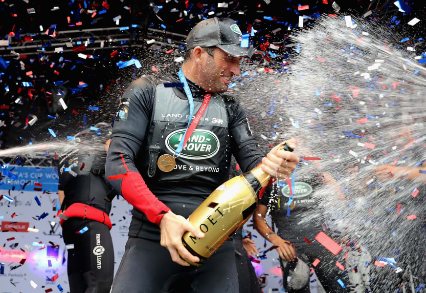 ainslie americas cup portsmouth