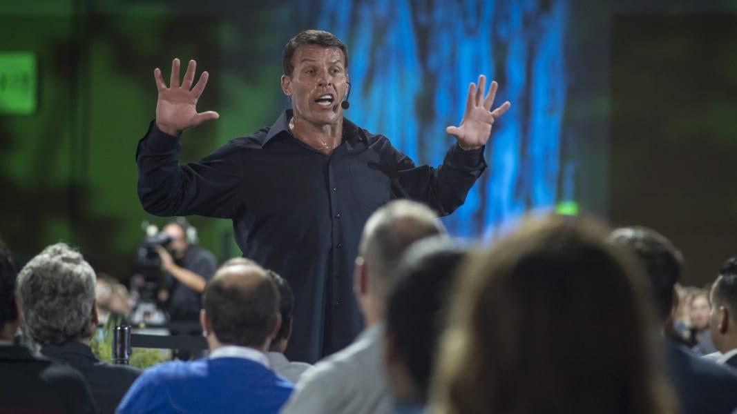 Tony Robbins RESTRICTED