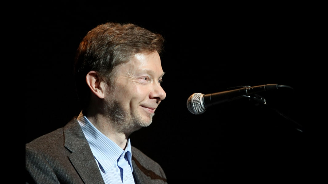 Eckhart Tolle RESTRICTED