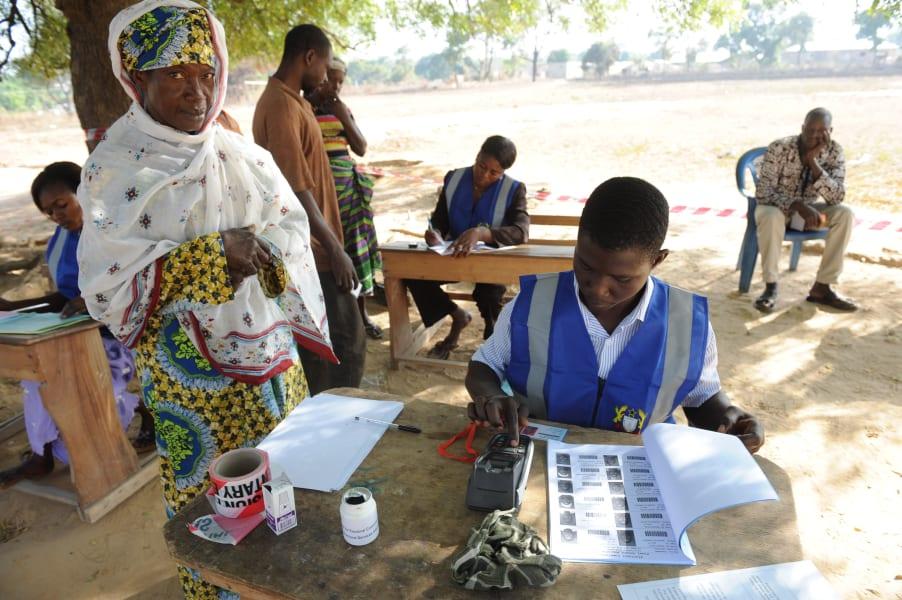 ghana vote 2012