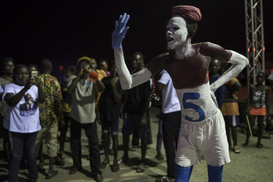 ghana prayer vigil NPP