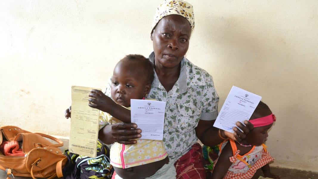 Birth Certificate Twins