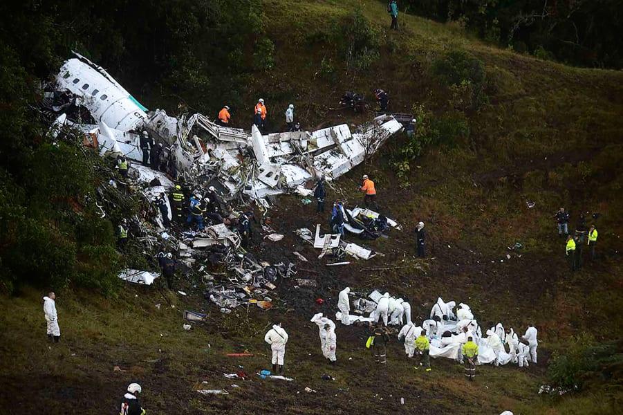 03 colombia plane crash site 1129