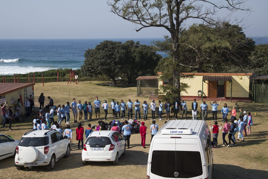 04 Teens born with HIV South Africa