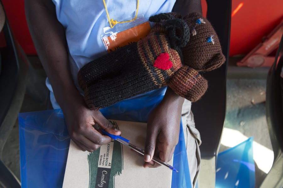 05 Teens born with HIV South Africa