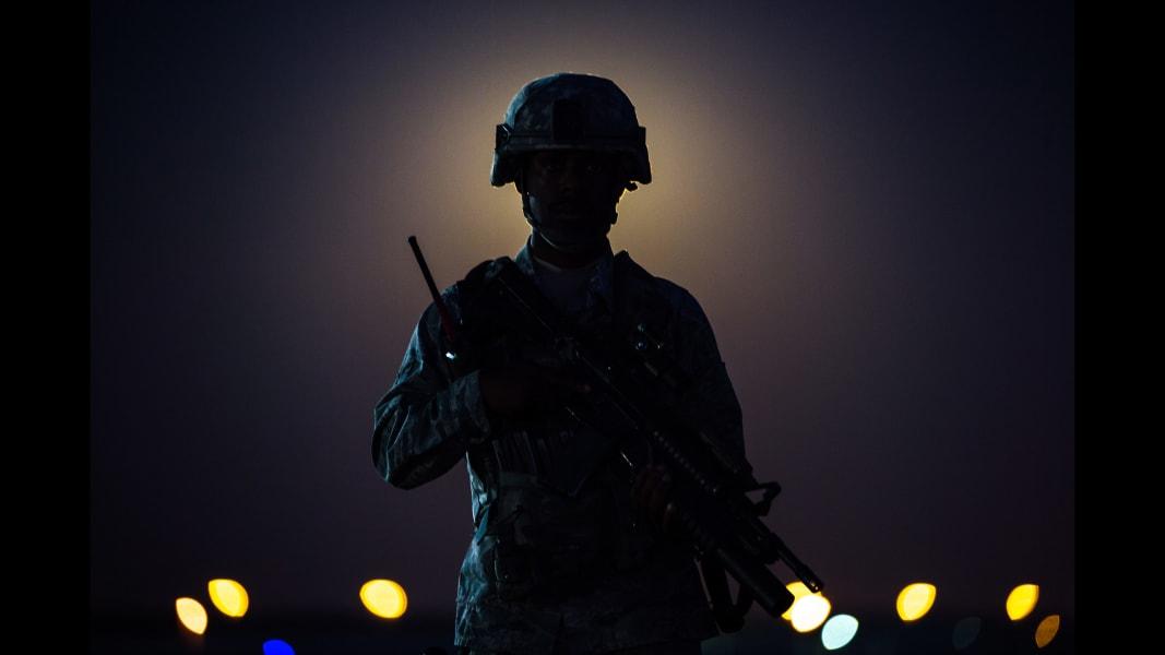 22 military november
