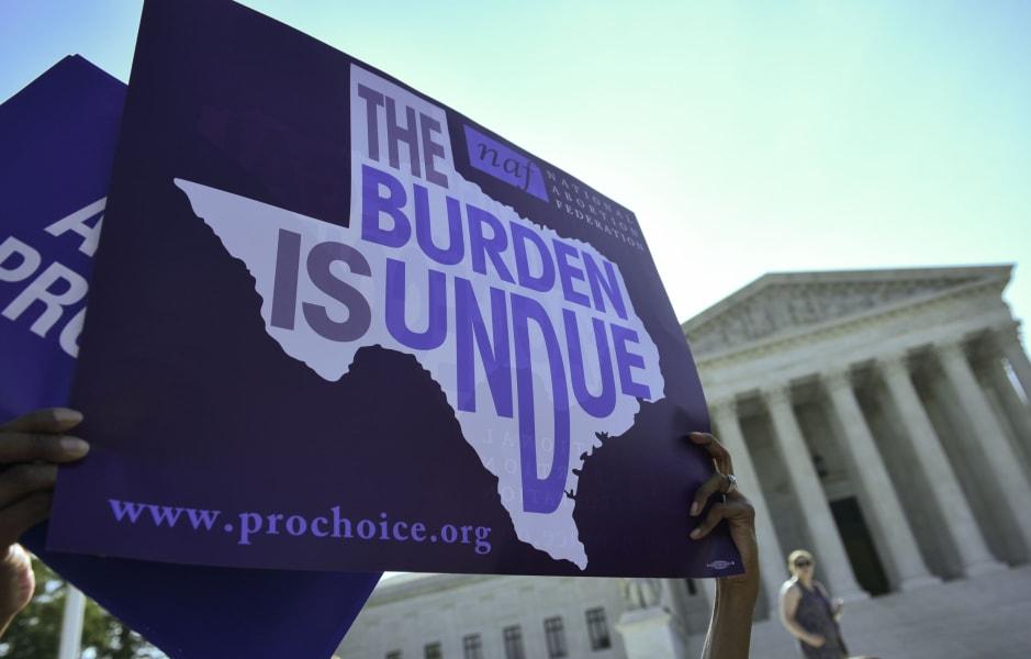 texas abortion supreme court 2016