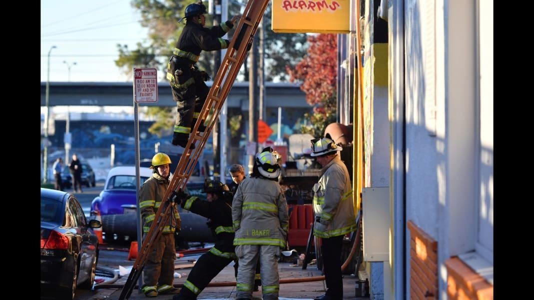 03 Oakland CA building fire 1203