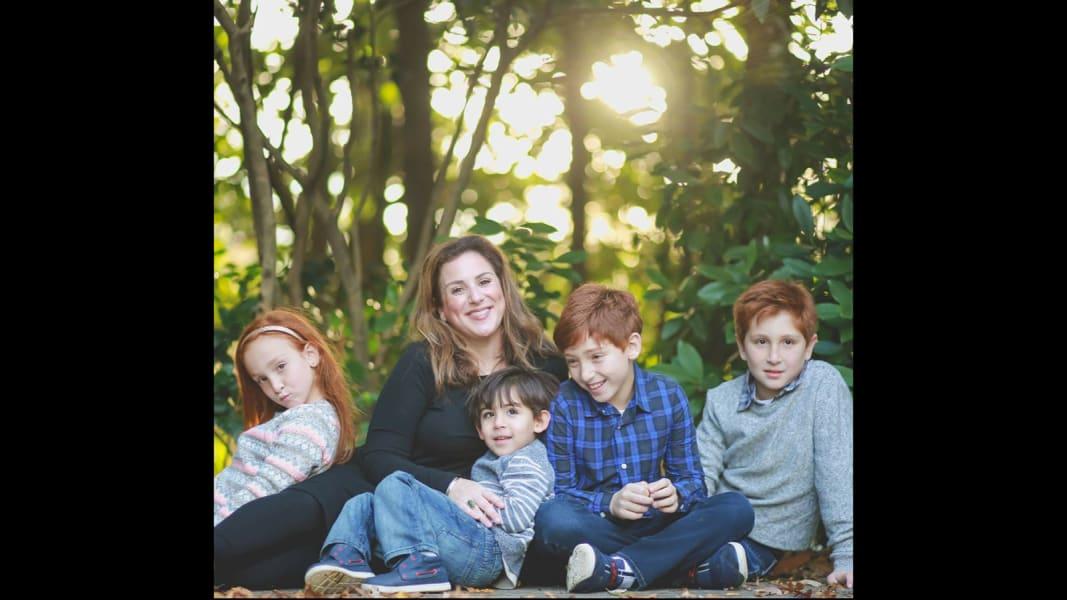 Schulman family photo
